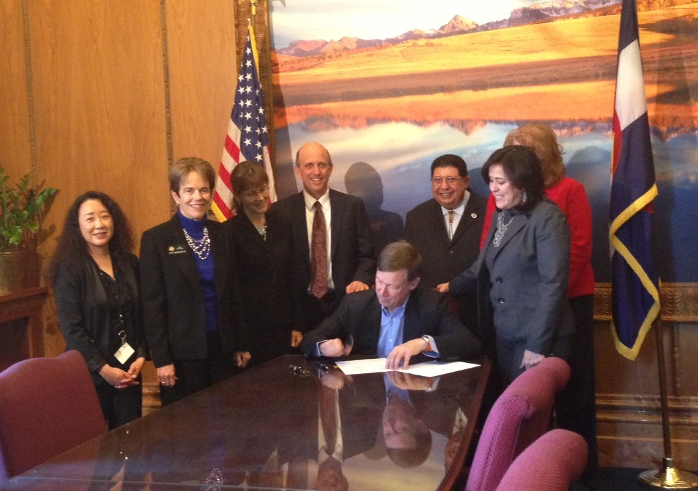 HB153 FTS-TF signing