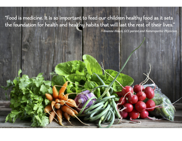 Food is Medicine Quote-Photo