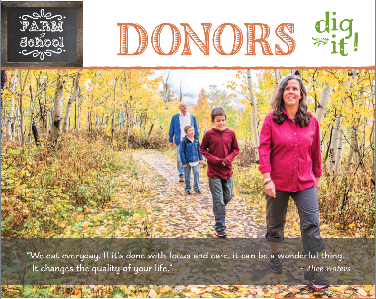 Donors Dig It - intro photo