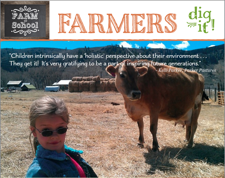 Farmers Dig It - intro photo